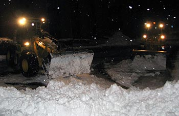Snow Removal Loaders